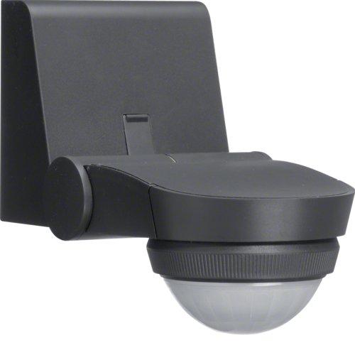 Hager Bewegungsmelder EE841–360° Bewegungsmelder IP55anthrazit