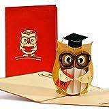 Glückwunschkarte bestandene Prüfung, bestandenes Examen, Bachelor, Master I oder witzige...