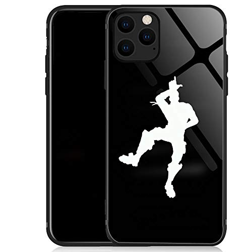 iPhone 11 Pro Case,Funny Picture 17 iPhone 11 Pro Cases for Girls Men Boy,Shockproof Non-Slip Tempered Glass Pattern Design Case for Apple 11 Pro 5.8-inch