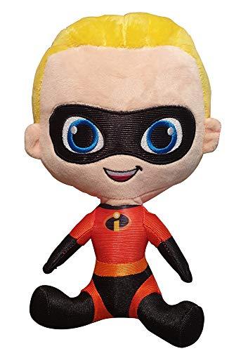 The Incredibles 2 30 cm pluche figuren, Elastigirl, Mr. Incredible, Flash, Violette of Baby Jack-Jack om te spelen, verzamelen en knuffelen, knuffels, knuffels voor kinderen (Flash)