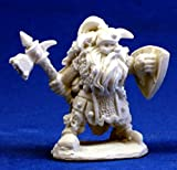 1 x FULUMBAR - Reaper Bones Miniatura para Juego de rol Guerra - 77011