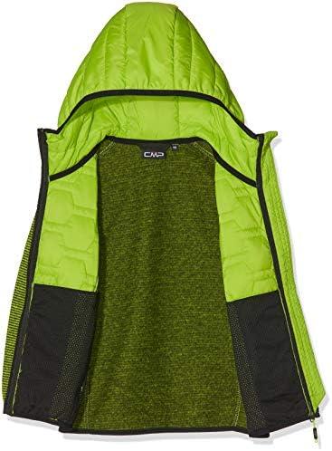 CMP Maglia Knit Tech Feel Warm Flat 39h0574 Unisex Bambini
