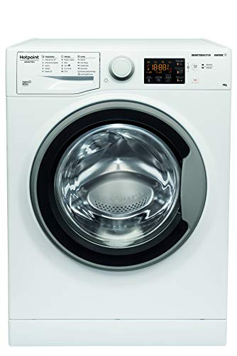 Hotpoint RSSG 722V S IT N, Lavatrice Slim a Carica Frontale a Libera Installazione, D, 7kg, 1200 GIRI MIN