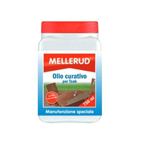 MELLERUD Olio CURATIVO per Teak da 750 ML CASA Legno