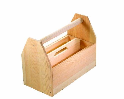 Red Toolbox - 5080212 - Kit De Menuiserie N1 - Boîte À Outils À Faire Soi-même - 32,6 X 17 X 25,2 Cm
