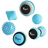 Posture Magic Massage Ball Set for Myofascial Trigger Point...