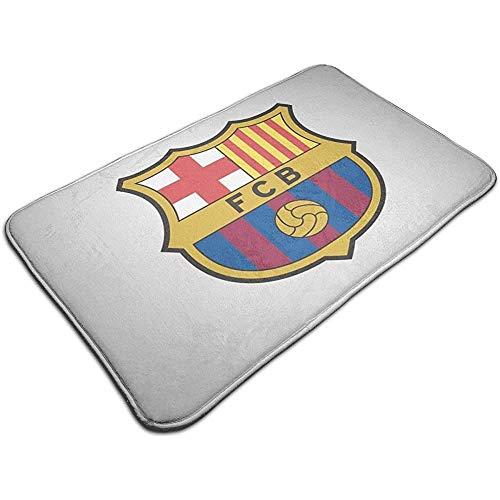 Kcmical Alfombrilla Antideslizante, Alfombrilla Interior, Alfombrilla Exterior Barca Surabaya Indonesia febrero de 2018 Barcelona FC Professional Football Club con sede en Cataluña España Marca