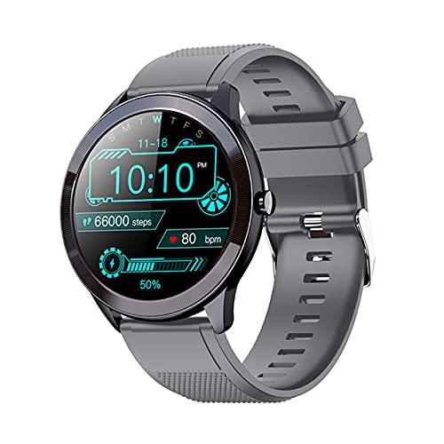 YDK SN93 IP68 Sports Smart Watch Regalos para Hombres y Mujeres Smart SmartWatch Fitness Tracker Pulsera Monitor de presión Arterial,C