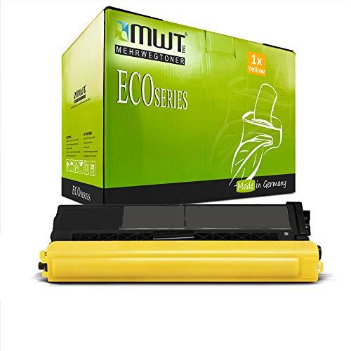 1x Kraft Office Supplies Toner für Brother MFC-L 8600 8650 8850 CDW ersetzt TN-326Y TN 326 Y Gelb Yellow
