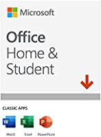 Microsoft Office Home and Student 2019, One-Time Purchase - Email delivery in 1 hour| Lifetime Validity, 1 Person, 1 PC...