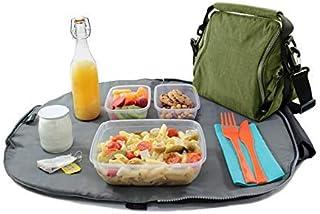 comprar comparacion Roll'eat - Eat'n'out Premium Bolsa Térmica Impermeable Convertible en Mantel, Verde