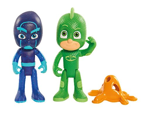 Simba 109402082 - PJ Masks Figuren Set, 2 Stück