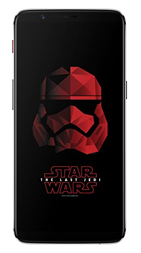 OnePlus 5T (Star Wars Limited Edition, Sandstone White, 8GB RAM + 128GB memory)