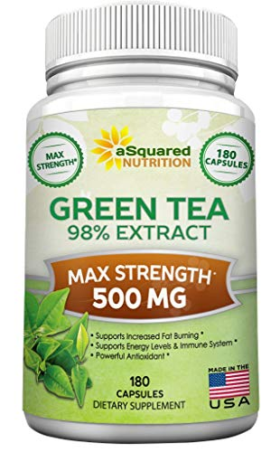 Green Tea Extract Supplement with E…
