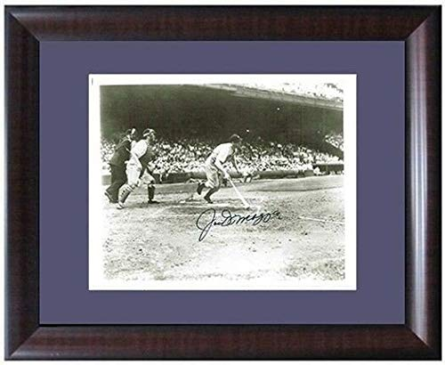 Joe DiMaggio New York Yankees MLB Framed 8x10 Photograph Swinging