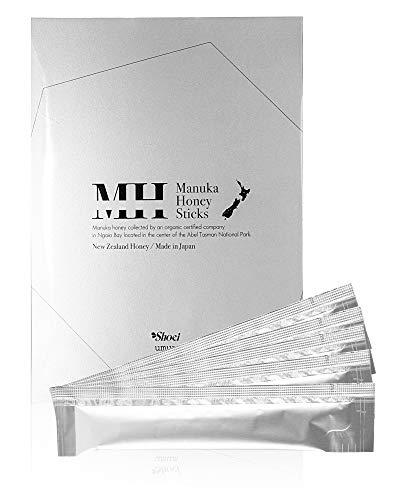 正栄 ニュージーランド産 マヌカハニー スティックタイプ フラットパック 10g ×5本
