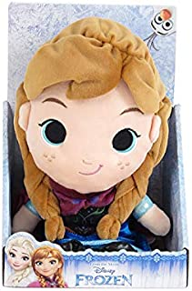 Disney Plush Cute Face Frozen Anna 10inch