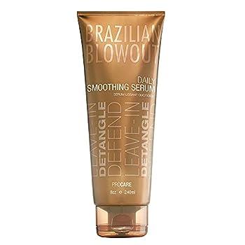 BRAZILIAN BLOWOUT Acai Daily Smoothing Serum 8 oz