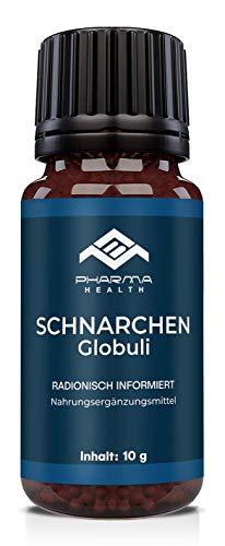 Schnarchen Globuli | für Schnarcher | natürlich und frei von Chemie | 10g