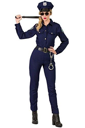 Disfraz Policia NY S