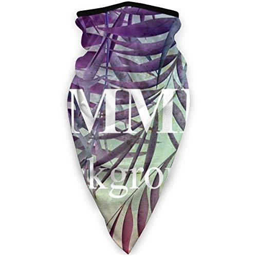 July winddicht masker Summer Art poster, multifunctionele gezichtssjaal van polyester is geschikt voor dagelijks gebruik.