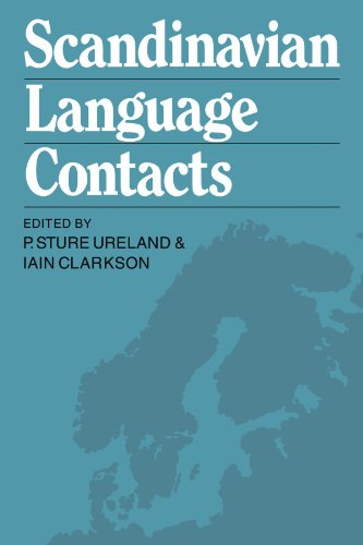 Compare Textbook Prices for Scandinavian Language Contacts Reissue Edition ISBN 9780521108461 by Ureland, P. Sture,Clarkson, Iain
