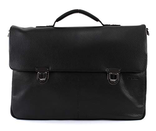 Strellson Garret BriefBag LHF Messenger Black