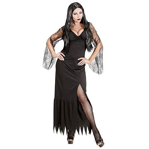 WIDMANN wdm15289?Disfraz Dark Lady, Negro, Small