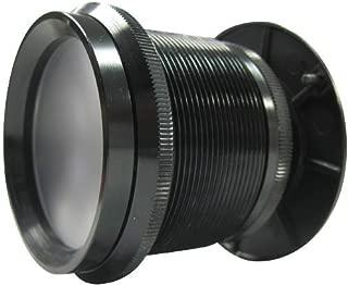 Large Aluminum DoorScope (Black)