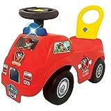 Paw Patrol Marshall de la actividad diversión camión de bomberos Ride On