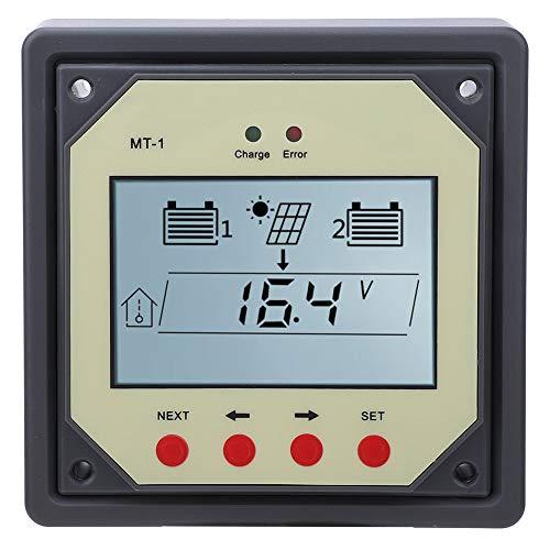 Shipenophy con Controlador EPIDB-COM Controlador de Carga Solar para medidor de monitoreo de Carga Solar Medidor de monitoreo(MT1)