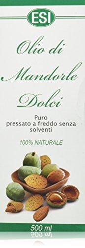 Esi Olio di Mandorle Dolci - 500 ml