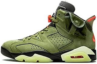 """Air Jordan 6 Travis Scott 'Olive Green"""""""