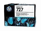 HP 727 732 B3P06A Cabezal de impresión DesignJet, Negro Mate, Negro Fotográfico, Cian, Magenta, Amarillo, Gris para Series DesignJet de gran formato T3500 MFP, T2600, T2500, T1600, T1500 y T900