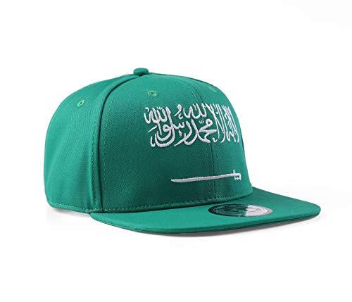 UNDERGROUND KULTURE Arabia Saudita Gorra de béisbol...