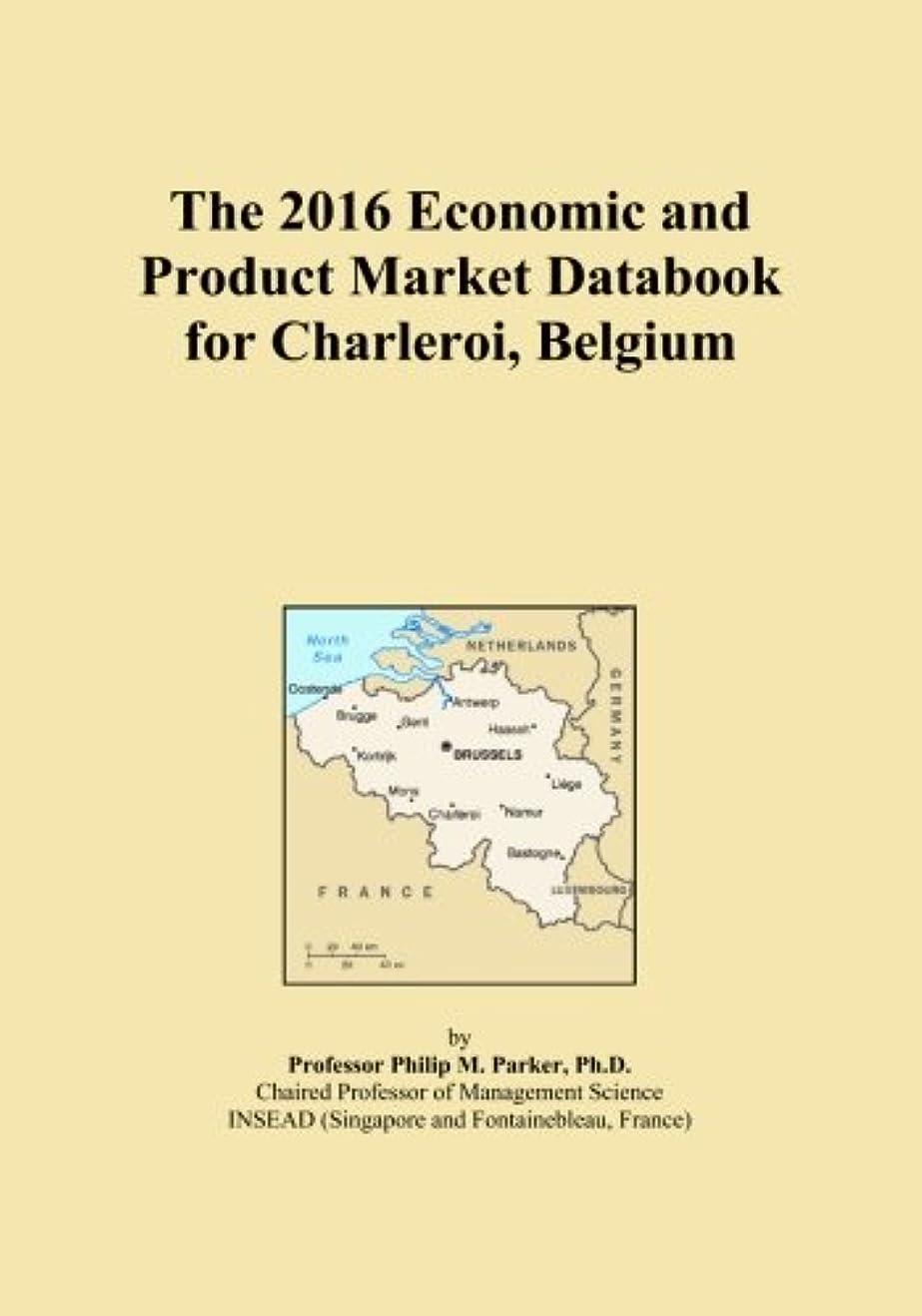 きちんとした放牧する破滅的なThe 2016 Economic and Product Market Databook for Charleroi, Belgium