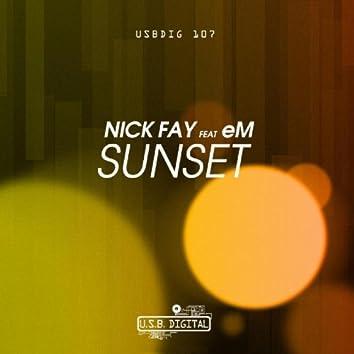 Sunset (feat. eM)