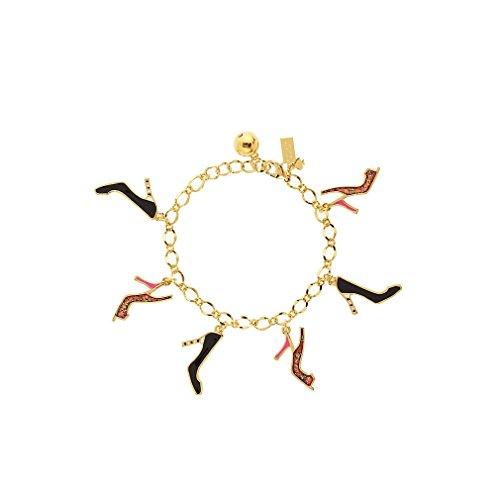 Kate Spade Shoe In Charm Bracelet