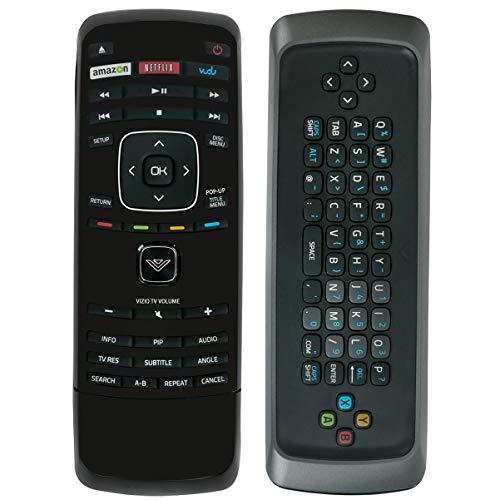 New XRB100 XRB300 Blu-Ray DVD Player Remote Control with Vudu Netflix Shortcut Internet APP Keys fit for Vizio VBR121 VBR122 VBR337 VBR338 VBR370