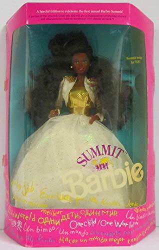 Summit Barbie - Black (1990