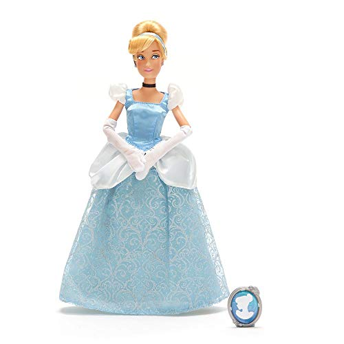 Disney Cinderella Classic Doll with Pendant  11  Inches