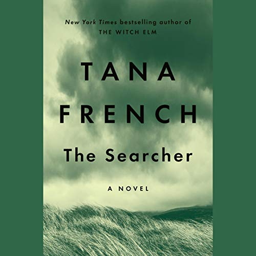 The Searcher audiobook cover art