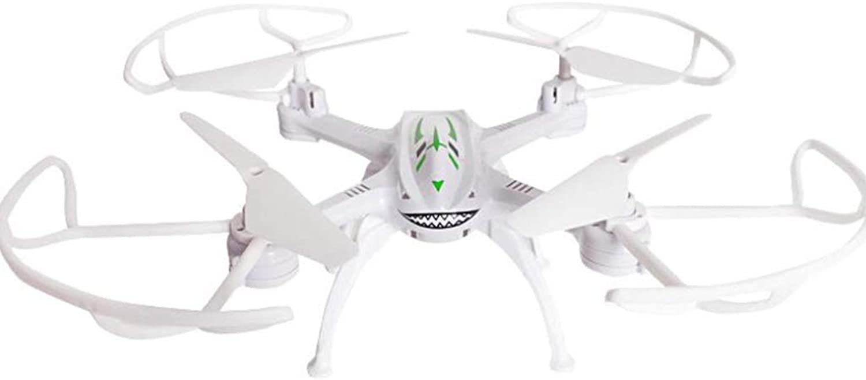 LFLWYJ HD-Luftbildfotografie, Positionieren Von Hover-Fernsteuerungsflugzeugen, 300.000 Pixel HD-Teletext-übertragungsdrohne (Farbe   Wei)