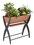 Planter Contemporary (Textured Black)