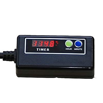 Timer Module for Beamswork or EVO Quad LED Aquarium Light Fixture