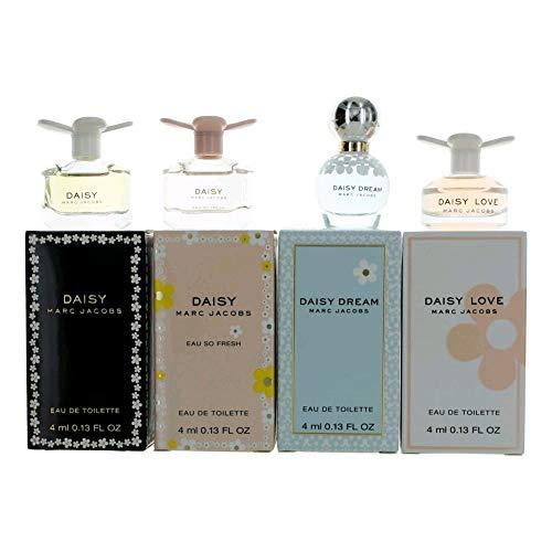 Daisy by Marc Jacobs for Women4 x 0.13 oz Eau de Toilette Miniature Collection