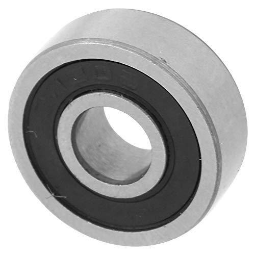 Universal Bearings, Ball Bearings, High Speed 10Pcs for Electric Motors Wheel Bearings(605-2RS)