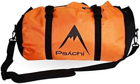 Psychi - Cuerda de escalada (bolsa de transporte incluida ...