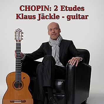 Chopin: 2 Etudes