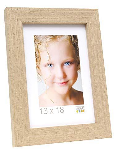 Deknudt fotolijst, hout, 30 x 40 cm, natuur